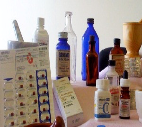 image of prescription medications