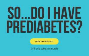 Do I have prediabetes?