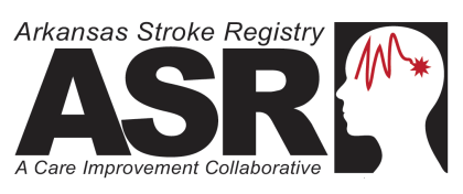Arkansas stroke registry logo